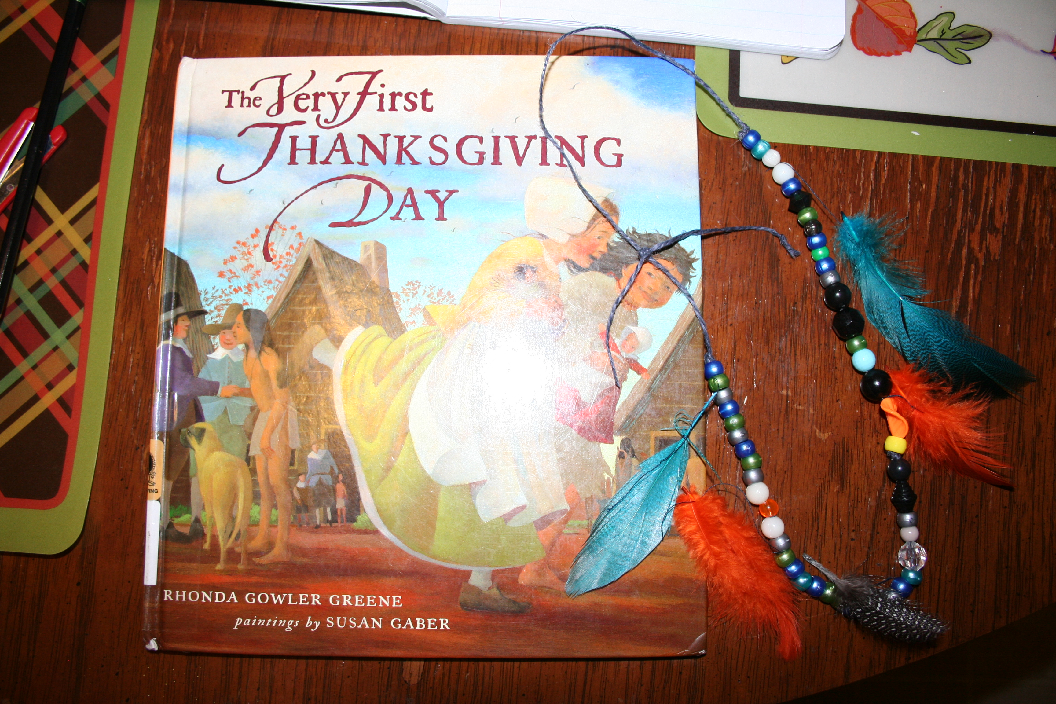 A late crafty monday native americans thanksgiving past for Native american thanksgiving crafts