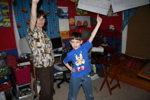 birthday celebration Feb 2013 101