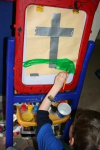 First Easter Wekk part one 001