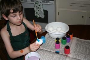 First Easter Wekk part one 006