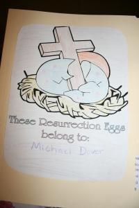 First Easter Wekk part one 008