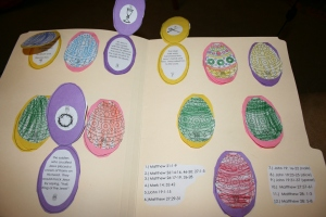 First Easter Wekk part one 009
