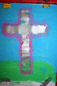 First Easter Wekk part one 014