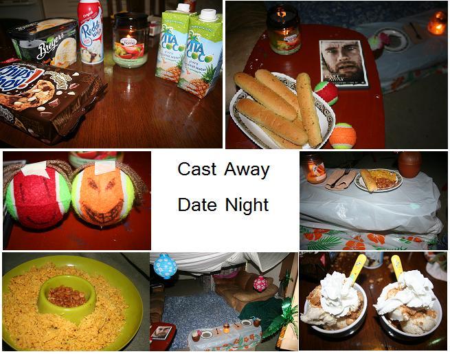 Cast Away Date Night