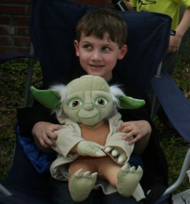 M's star wars party2013 122