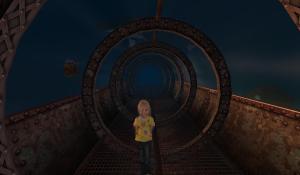 Nemo's tunnel