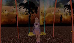 Fire Escape playground
