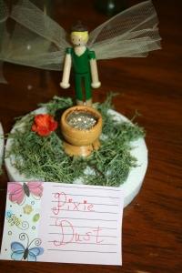 Peter Pan  Tinkerbelle Disney Countdown 008