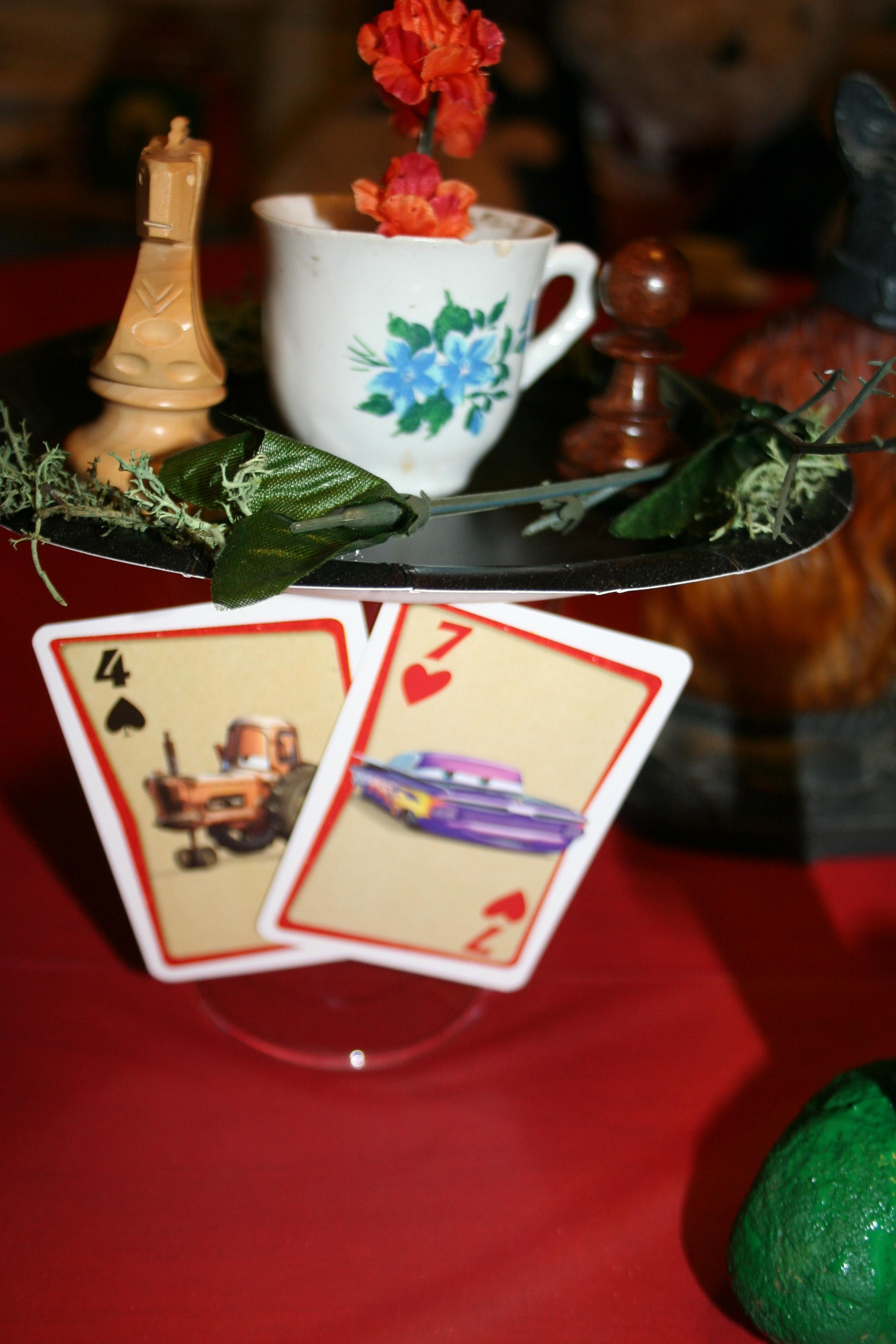 Crafty Monday Disney Countdown Alice In Wonderland