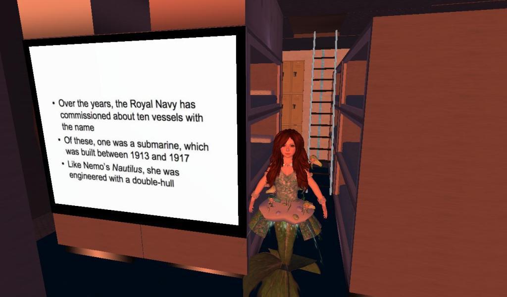 Navy Nautilus