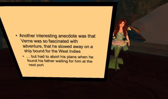 Verne'sChildhood