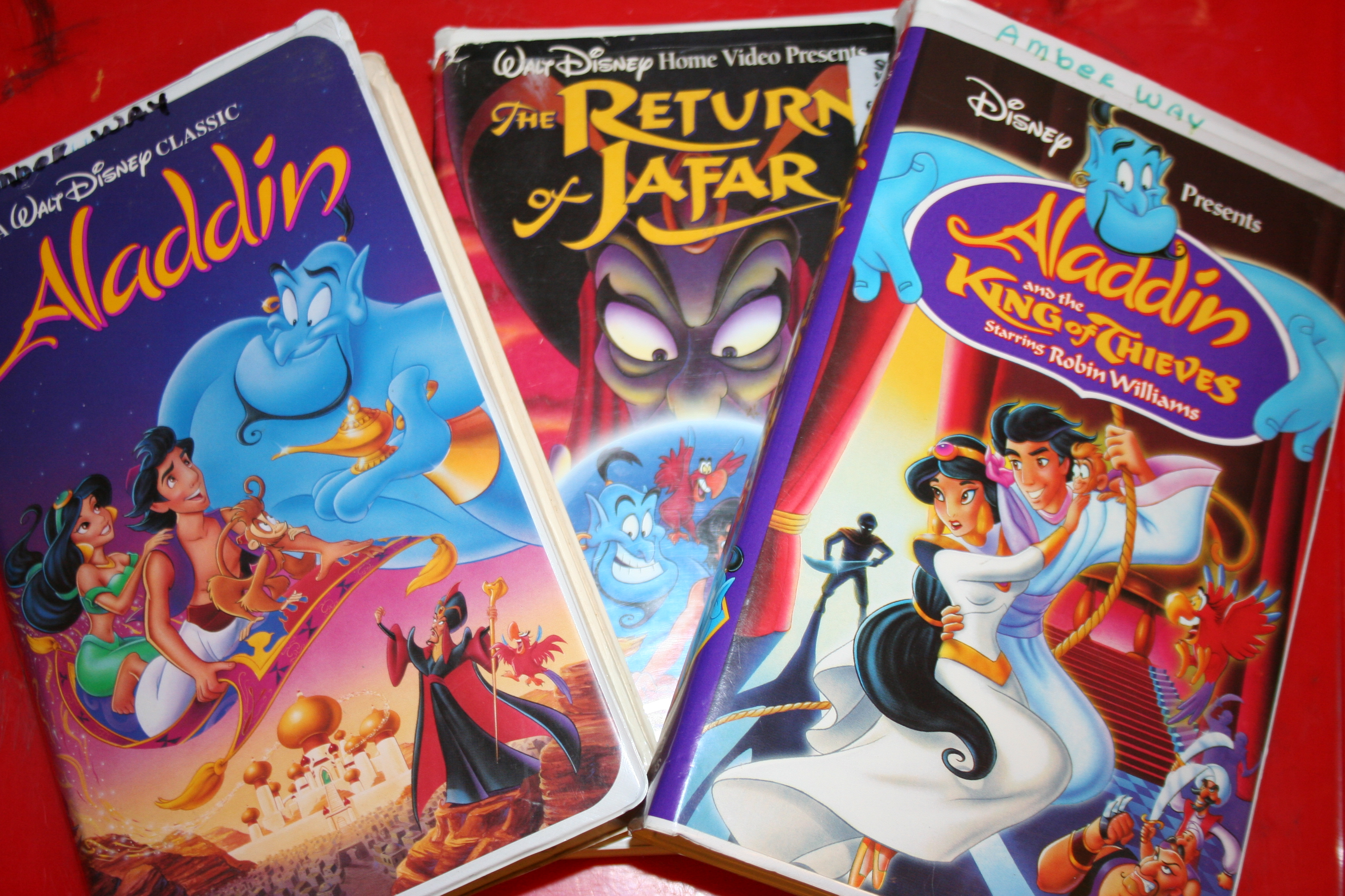 aladdin video clips